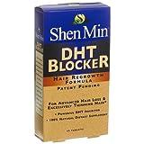 脱毛改善サプリメント シェミン・DHTブロッカー(男女共用) 60カプセル 【国内・アメリカからの送料無料】 DHT Blocker By Shen Min - 60 Tablets