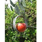 Hanging Apple or Fat Ball Bird Feederby Gardening Delights