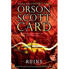 Ruins (Pathfinder) by Orson Scott Card