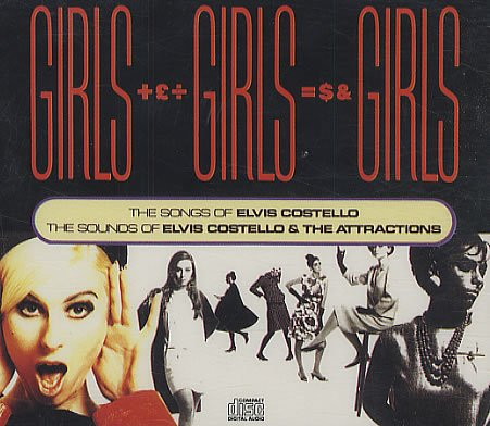 Elvis Costello - Girls Girls Girls (Disc 1) - Zortam Music