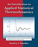 img - for An Introduction to Applied Statistical Thermodynamics book / textbook / text book
