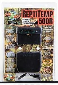 Zoo Med ReptiTemp 500R Remote Sensor Thermostat