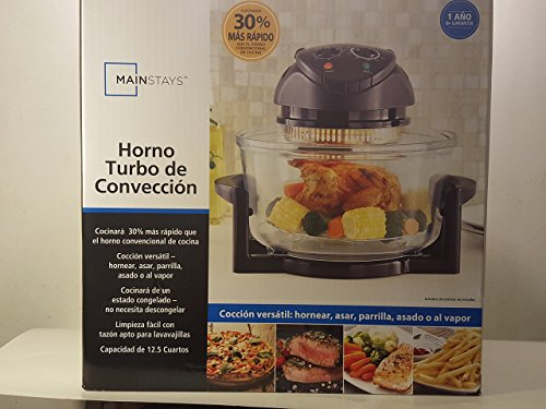 Turbo convection oven (Turbo Ovens compare prices)