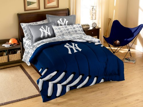 Yankees Bed Set Twin
