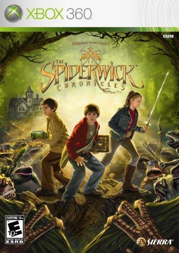 The Spiderwick Chronicles - Xbox 360