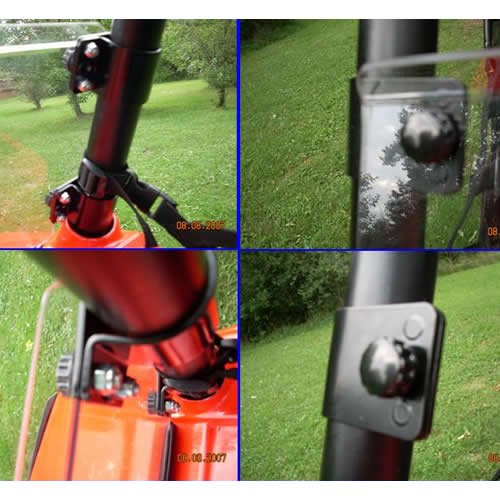 UTV Windshield Quick Connect Clamp (Polaris Windshield Bracket compare prices)