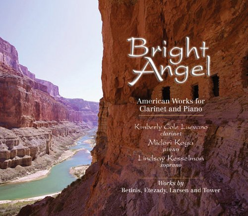 Buy Bright Angel - American Works for Clarinet & Piano From amazon