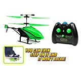 Nano Hercules Unbreakable Glow in the Dark 3.5CH RC Helicopter