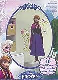 Disney Frozen Anna Wall Decoration - Sticker - 3.3 ft Tall