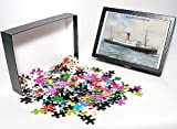 51gGRAbJDqL. SL160 Photo Jigsaw Puzzle of Tamaroa Steamship from Mary Evans