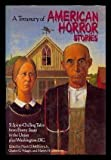 img - for A Treasury of American Horror Stories book / textbook / text book