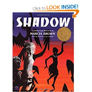 Shadow (From the French of Blaise Cendrars)