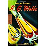 Selected Stories of H. G. Wells (Modern Library Classics) book cover