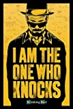 Breaking Bad - I Am The One Who Knocks Poster Tv Show Art Print