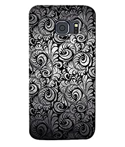 SASH DESIGNER BACK COVER FOR SAMSUNG GALAXY S6