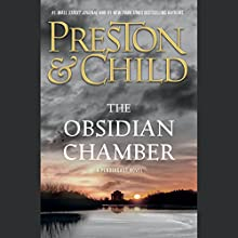 The Obsidian Chamber Audiobook by Douglas Preston, Lincoln Child Narrated by Rene Auberjonois