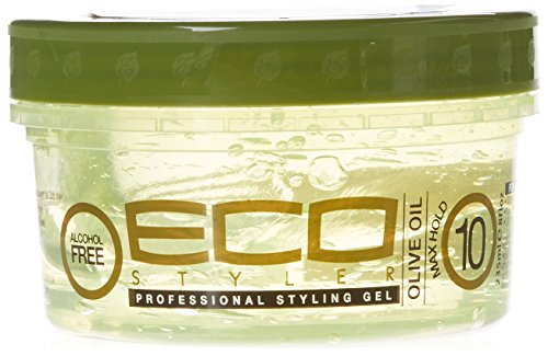 Eco Styler Gel Olive Oil 8 oz HP-00110 (Eco Styler Olive Oil compare prices)