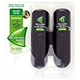 Nicorette Quickmist Duo, 2 x 150 sprays