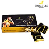 Marcy Bruce Lee Signature Weighted Gloves - Yellow/Black, 0.5 Kg