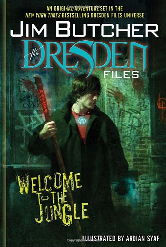 Welcome to the Jungle (Dresden Files (Dynamite Hardcover))
