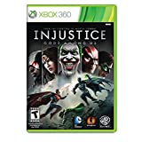 Injustice: Gods Among Us - Xbox 360 Apr 16, 2013 ESRB Rating: Teen