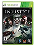 Injustice: Gods Among Us - Xbox 360