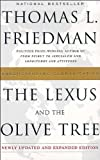 The Lexus and the Olive Tree Newly Updated and Expanded Edition