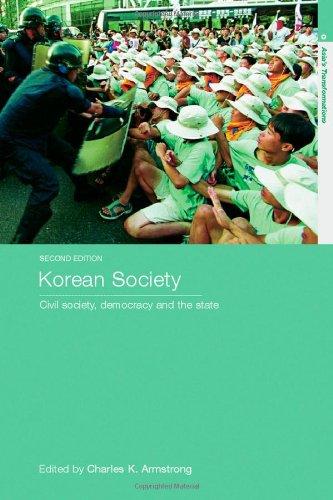 Korean Society: Civil Society, Democracy and the State...