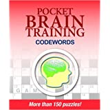 Pocket Brain Training Codewordsby Puzzler Media