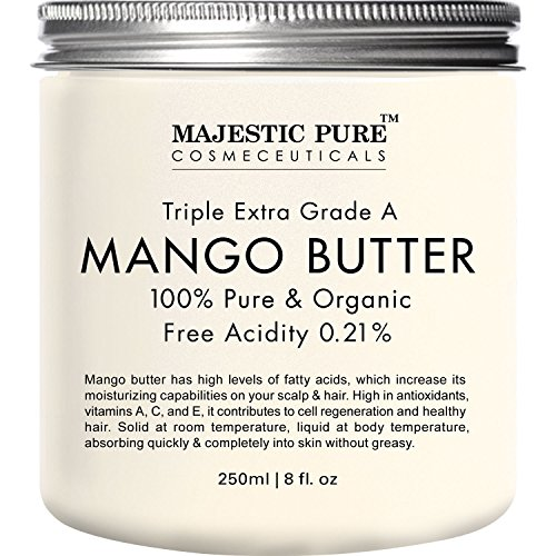 majestic-pure-raw-mango-butter-organic-premium-grade-for-soft-supple-skin-and-healthy-hair-8-oz