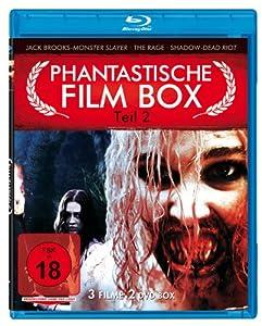 Phantastische Film Box Vol. 2 [Blu-ray]