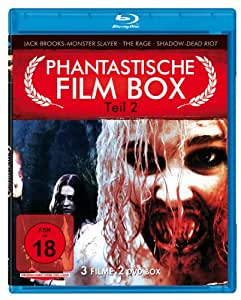 Phantastische Film Box Vol. 2 [Blu-ray]