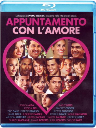 Appuntamento con l'amore [Blu-ray] [IT Import]