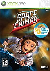Amazon.com: Space Chimps - Xbox 360: Artist Not Provided