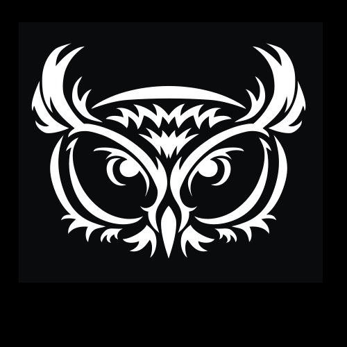LazyCats - Owl Decal for Cars Trucks Home and More (Owl Auto Decal compare prices)
