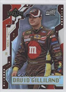 Buy David Gilliland #17 25 (Trading Card) 2007 Press Pass Stealth Chrome Platinum #P30 by Press Pass Stealth Chrome