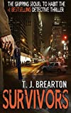 SURVIVORS (crime thriller books)