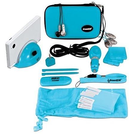 Nintendo DSi 18-In-1 Starter Kit - Blue