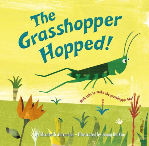 The Grasshopper Hopped!