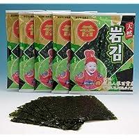 岩のり(大) 15袋  (大判サイズ韓国のり、本場のノリ、人気の海苔)