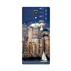 Digi Fashion Designer Back Cover with direct 3D sublimation printing for Xiaomi Mi4