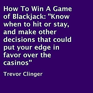 How to Win a Game of Blackjack Audiobook