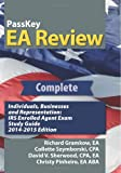 img - for PassKey EA Review Complete: Individuals, Businesses, and Representation: IRS Enrolled Agent Exam Study Guide 2014-2015 Edition book / textbook / text book