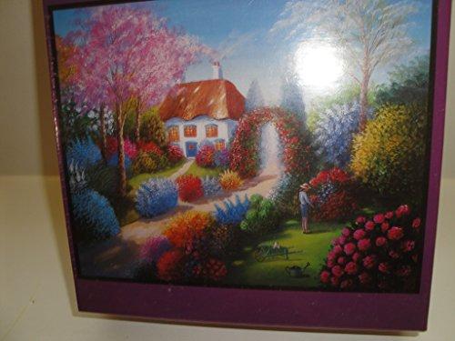 """Puzzle 500 pcs. """"A Gardener's Delight"""""""