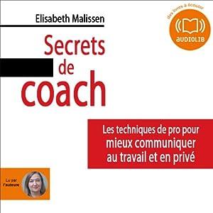 Secrets de coach | Livre audio