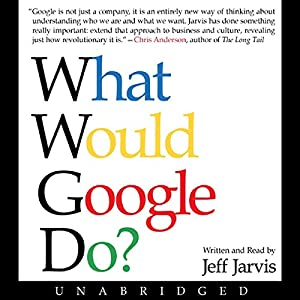 What Would Google Do? Audiobook