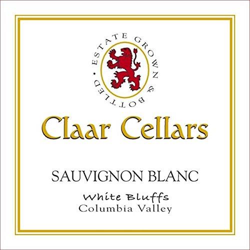 2013 Claar Cellars Estate White Bluffs Vineyard Sauvignon Blanc 750 Ml