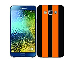 Galaxy Printed 2942 Transport Paints BlackRace Hard Cover for Samsung GRAND Prime