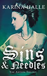 Sins and Needles (The Artists Trilogy Book 1)
