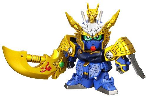 "Bandai Hobby BB#348 Bashoku Gundam, ""Senshi Sangokuden"" Bandai SD Action Figure"
